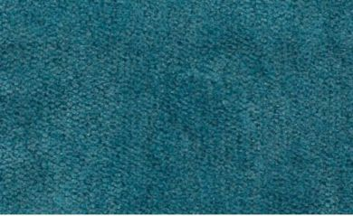 Dakota Teal Velvet Fabric