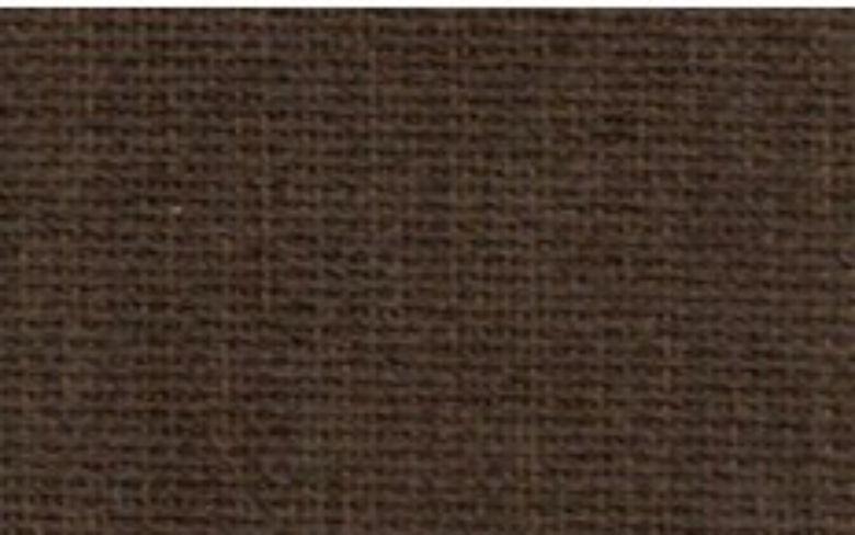 Harley Dark Brown Fabric