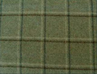 St. Andrew Sea Natural Wool Tweed Fabric
