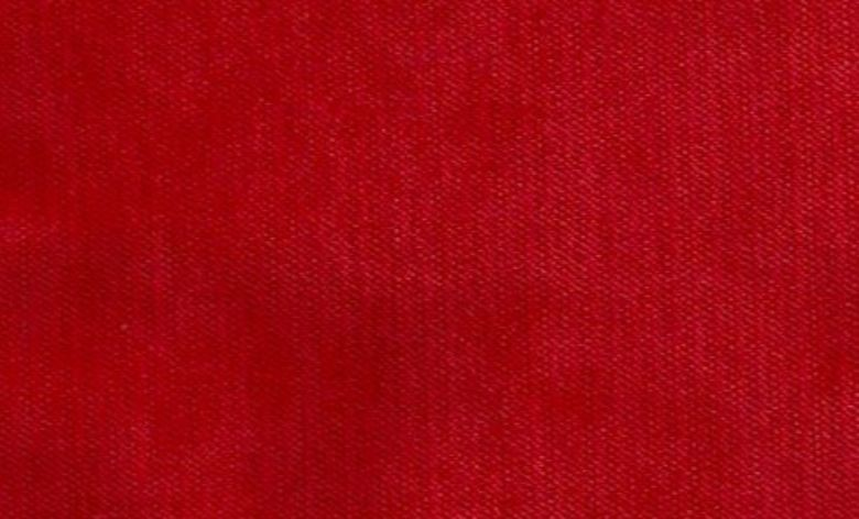 New Jersey Red Fabric