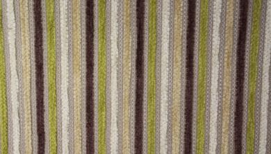 Olivia Stripe Meadow Fabric