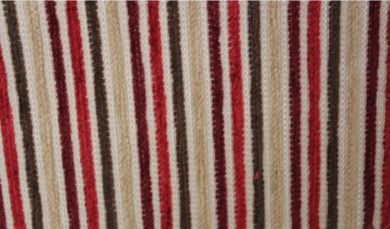 Olivia Stripe Autumn Fabric