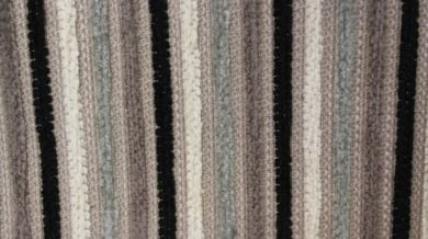 Olivia Stripe Dusk Fabric