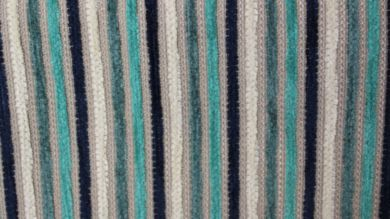 Olivia Stripe Seaspray Fabric