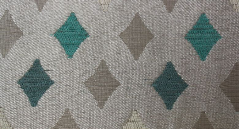 Pandora Diamond Seaspray Fabric
