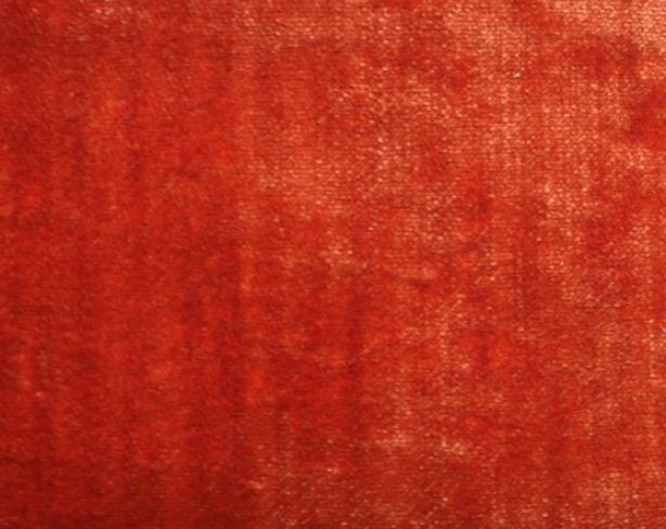 Pastiche Slub Burnt Orange Fabric