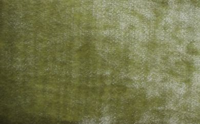 Pastiche Slub Lime Fabric