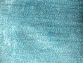 Pastiche Slub Teal Fabric