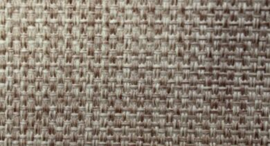 Zoe Plain Almond Fabric