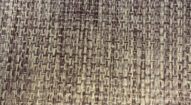 Zoe Plain Taupe Fabric