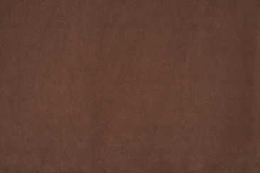 Santos Faux Suede Fabric Chocolate 810