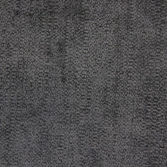 Velluto Grey Velvet Fabric 412