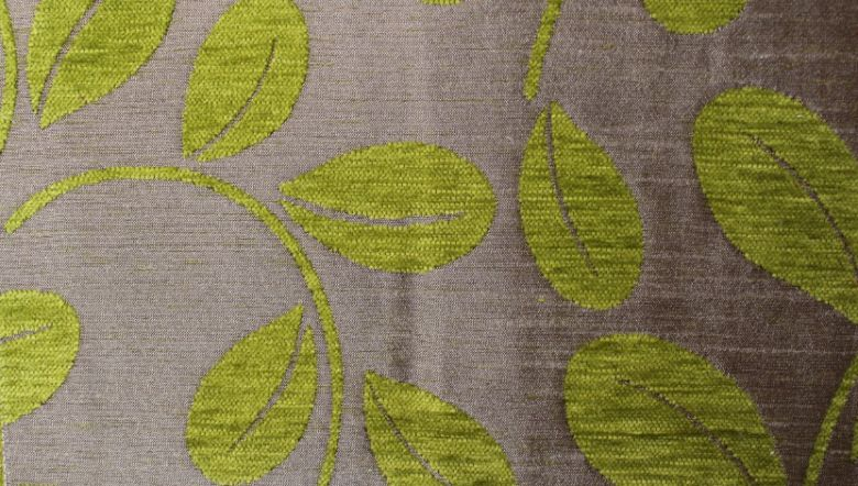 Orchard Leaf Citrus Fabric