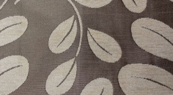 Orchard Leaf Luxury Chenille Fabric