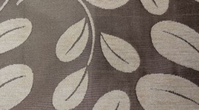 Orchard Leaf Cream Fabric