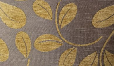 Orchard Leaf Gold Fabric