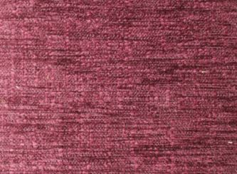 Fresco Plain Aubergine Fabric