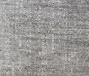 Fresco Plain Platinum Fabric